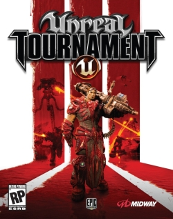 Unreal Tournament 3 Cover