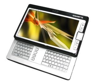 M704 UMPC from Gigabyte