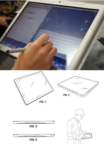 Mac Tablet PC Concept