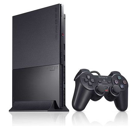 Slimmer (yet) PS2