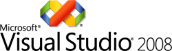 Visual Studio 2008 Logo