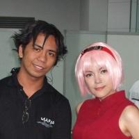 Me and Sakura (Nejin hello XD)