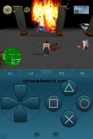 PlayStation for Iphone