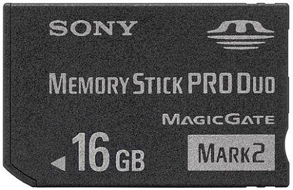 16 GB memory stick pro