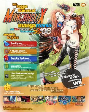 Mangaholix 2008