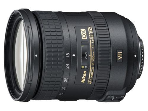 Nikon 18 - 200mm VR II