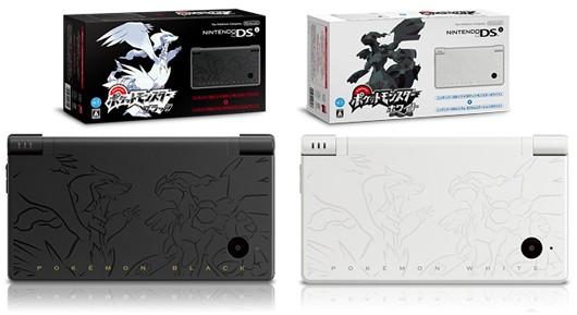 Pokemon Black & White gets Nintendo DSi bundles