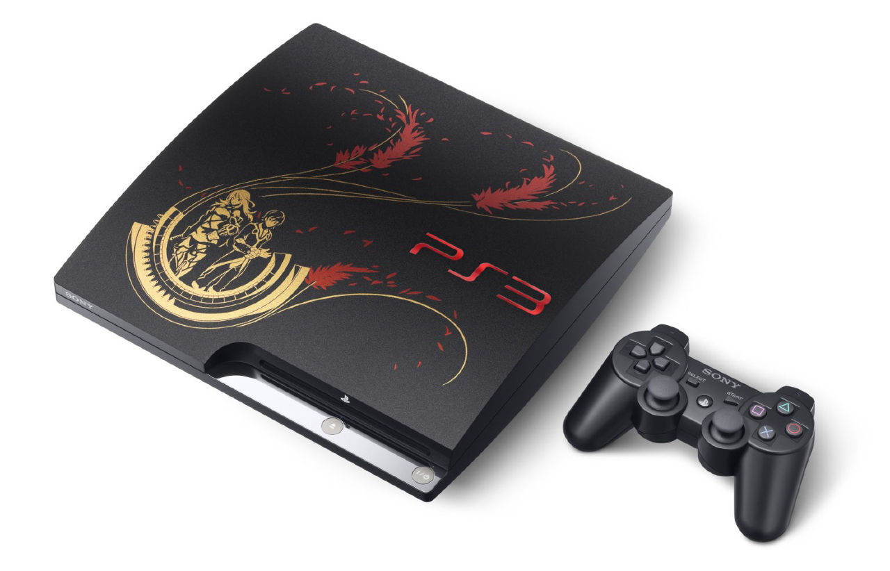 Limited edition tales of xillia ps3 looks awesome atma xplorer - Ps3 limited edition console ...
