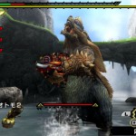 Monster Hunter Portable 3rd HD now available
