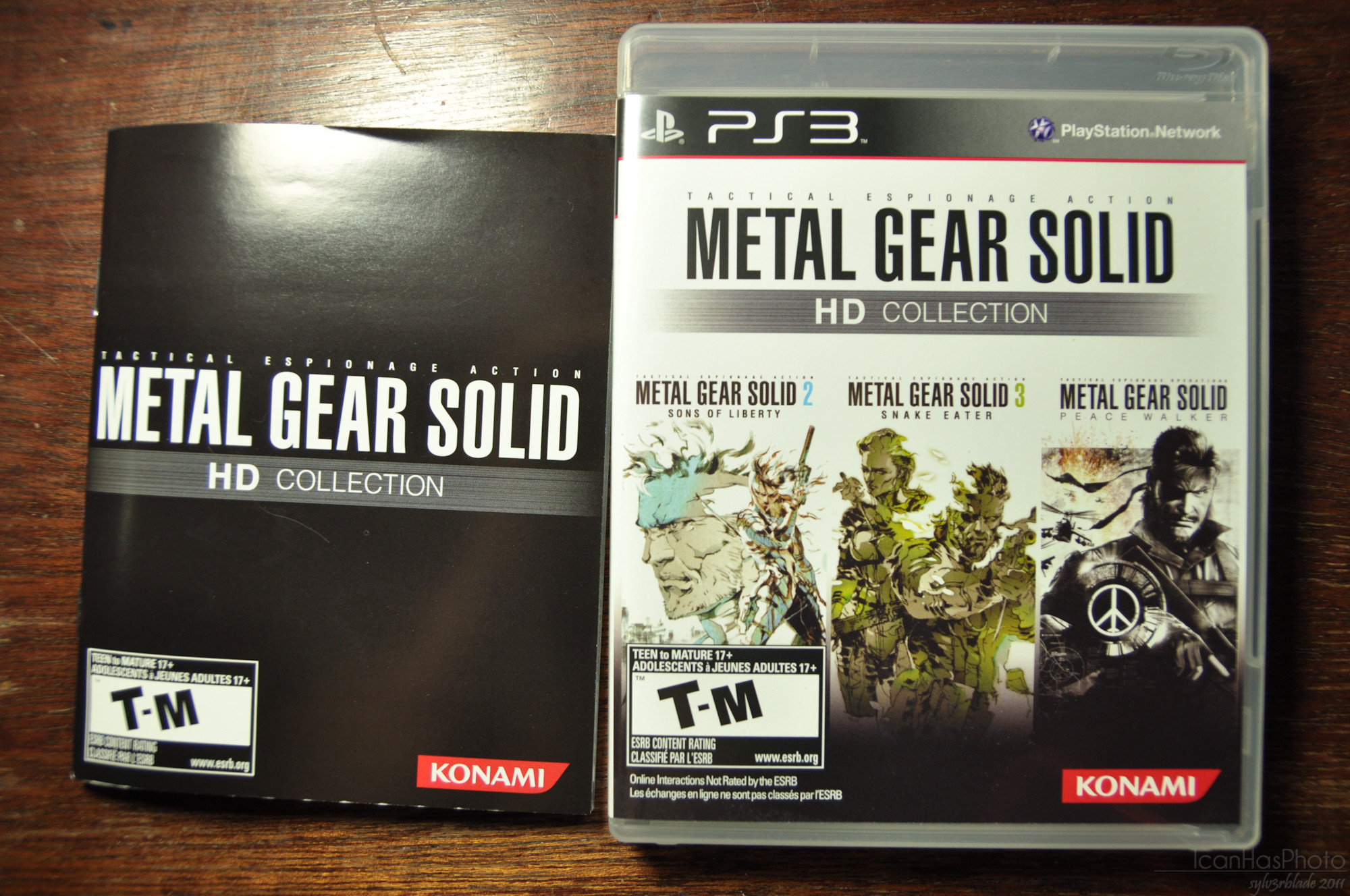 Is the Metal Gear Solid HD Collection Sneaking to PS4