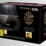 Zelda Ocarina of Time Nintendo 3DS headed for Europe