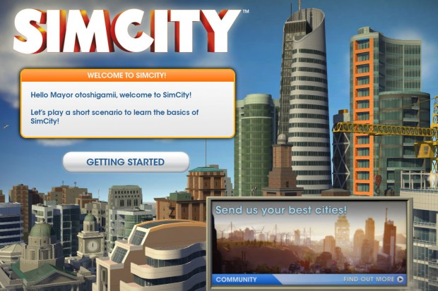 [HowTo] skip tutorial in SimCity