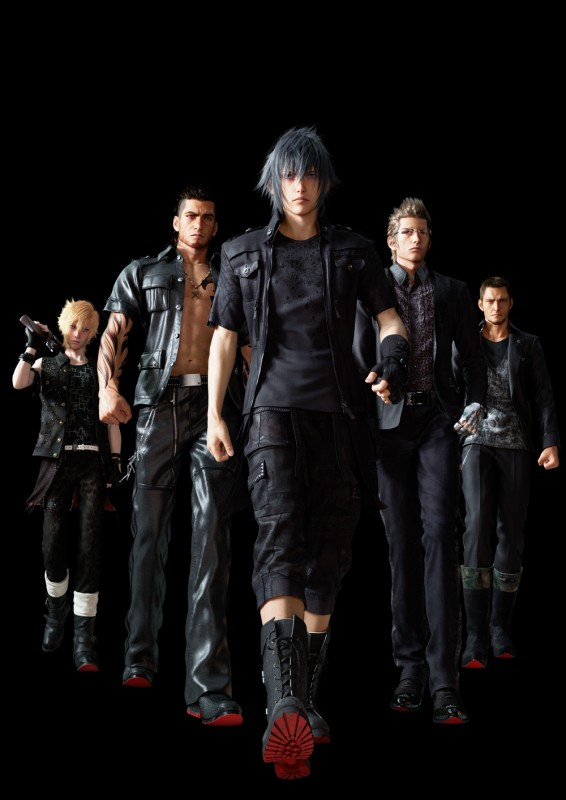 FFXV-Character-Descriptions