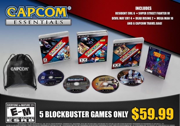 capcom-essentials-ps3