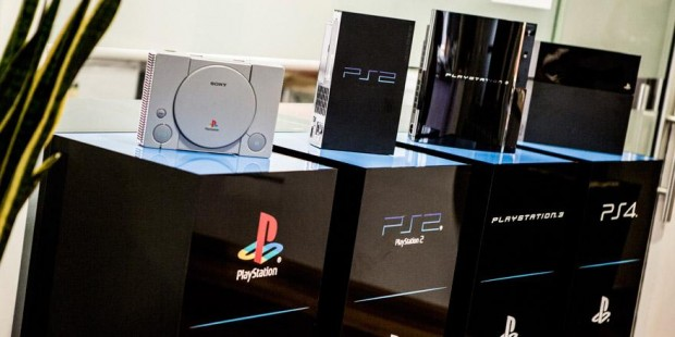 Sony PS Family