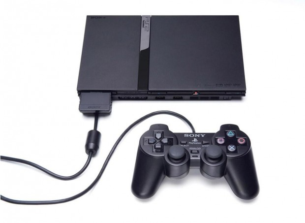 Sony PS2 Slim